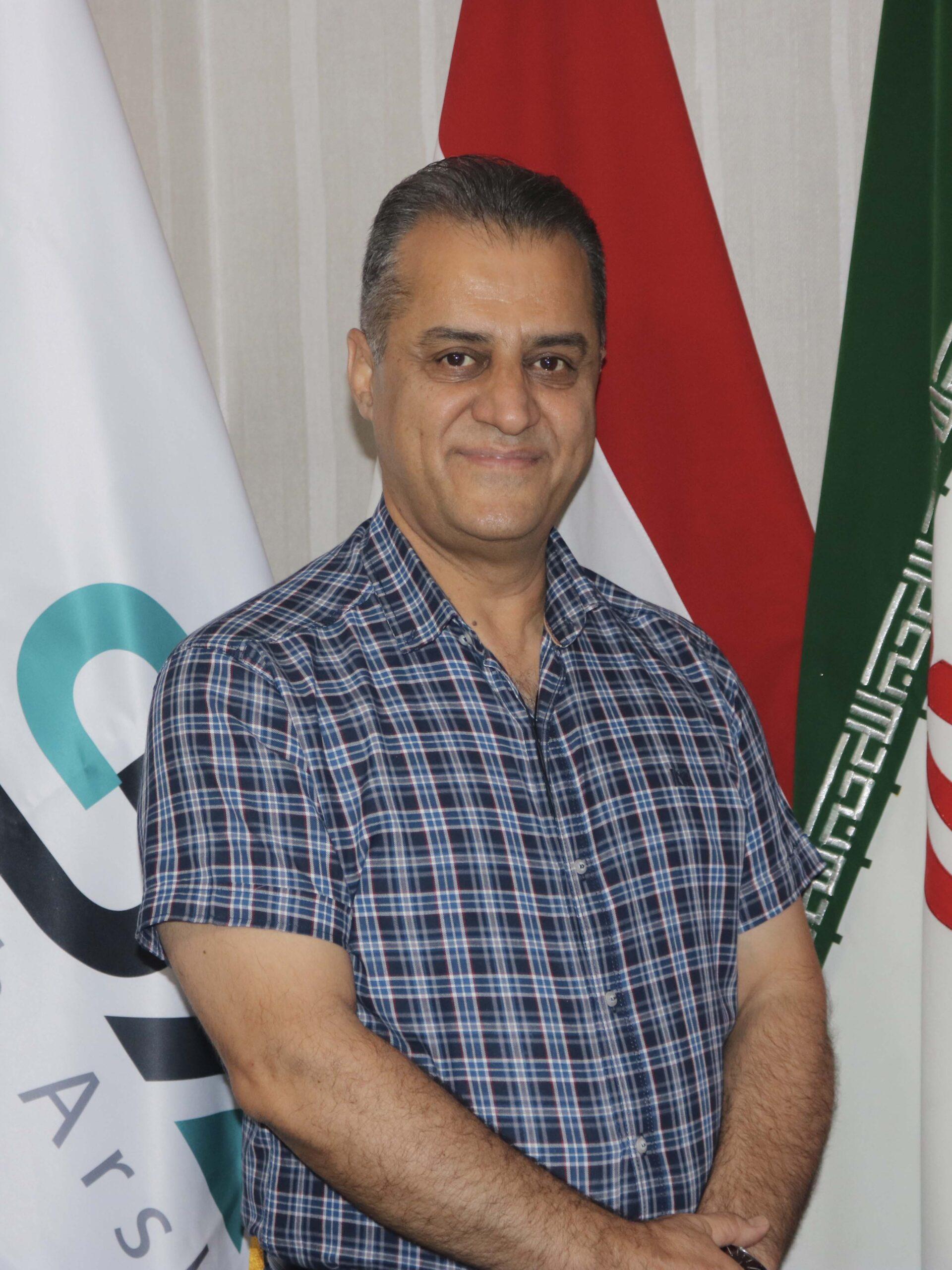 مهندس محمد محسن زاده طهرانی